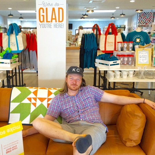 Missouri Start Quilt Co main store