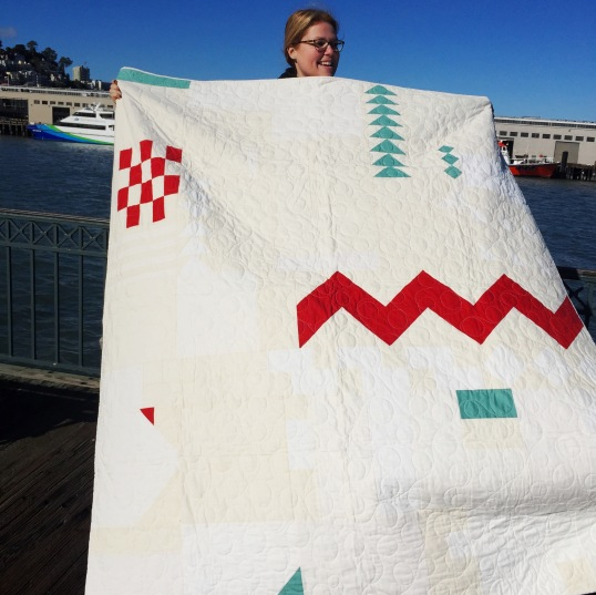 melissa-and-improve-quilte-on-pier