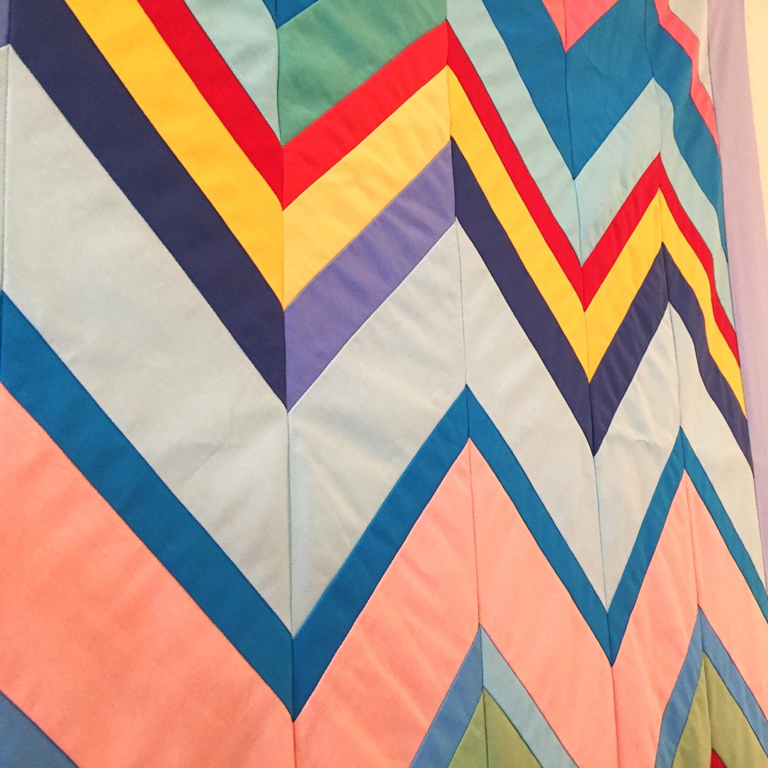 chevron-quilt-close-up